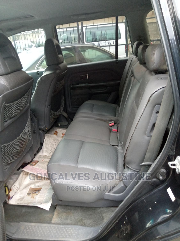 Archive: Honda Pilot 2005 EX 4x4 (3.5L 6cyl 5A) Black