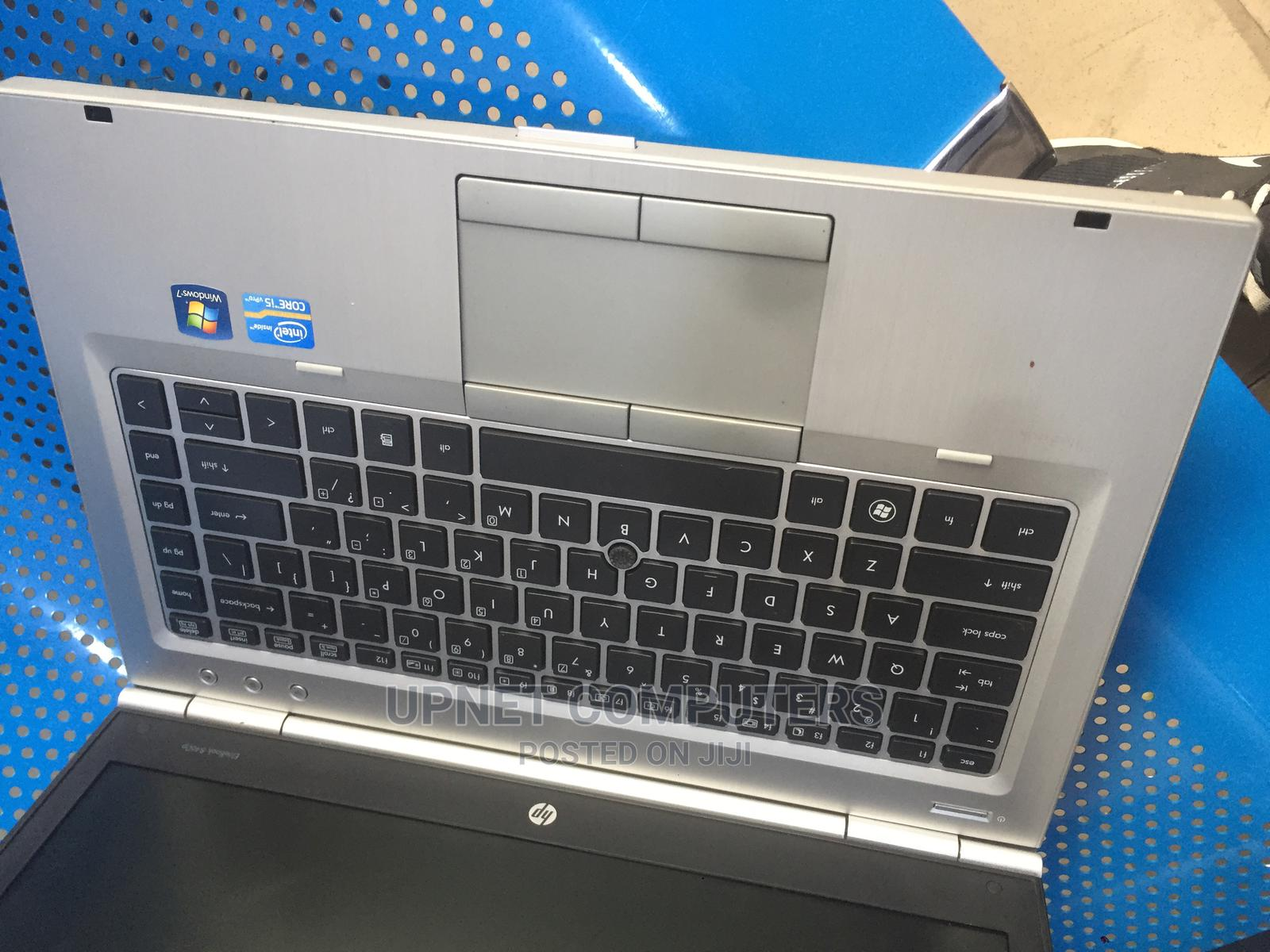 Laptop HP EliteBook 8460P 4GB Intel Core I5 HDD 500GB | Laptops & Computers for sale in Ikeja, Lagos State, Nigeria