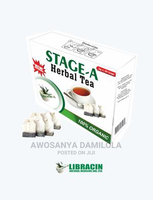 Cure Prostate Affliction With STAGE A HERBAL TEA | Vitamins & Supplements for sale in Lagos State, Ikeja