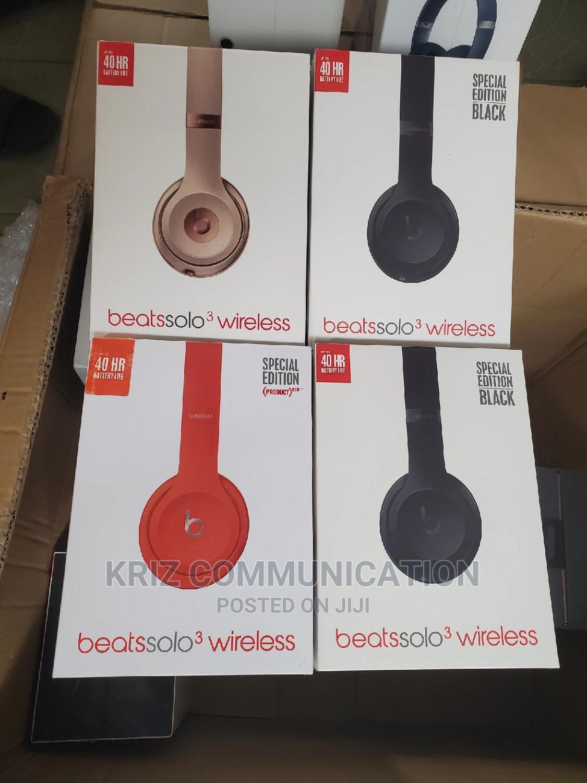 Beats Solo3 Wireless   Headphones for sale in Ikeja, Lagos State, Nigeria