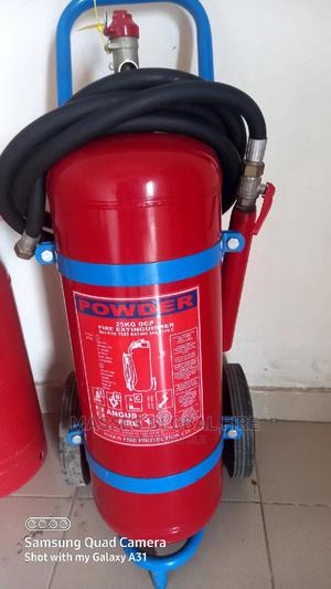 25 Kg Dcp Fire Extinguisher | Safetywear & Equipment for sale in Lagos State, Apapa