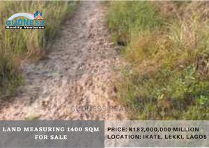 Land Measuring 1400 SQM | Land & Plots For Sale for sale in Lekki, Ikate