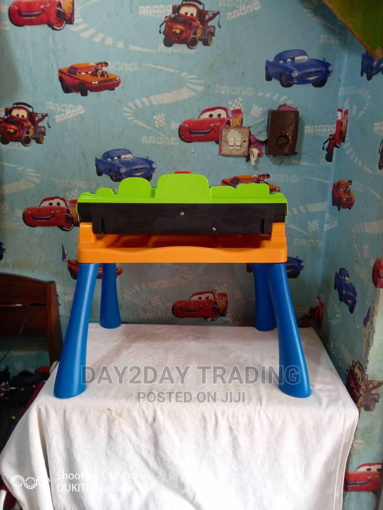Tokunbo Uk Used Educational Learning Table | Toys for sale in Ikeja, Lagos State, Nigeria