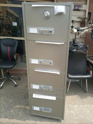 4drawer Fireproof Safe Cabinet   Safetywear & Equipment for sale in Lagos State, Gbagada