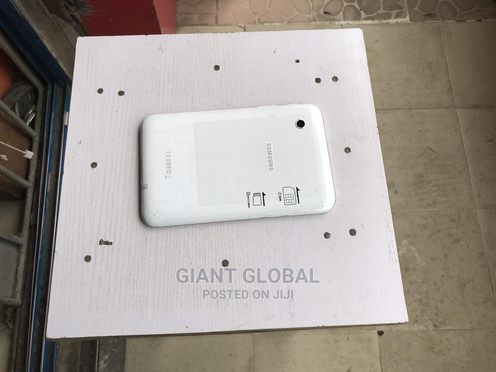 Samsung Galaxy Tab Advanced 2 16 GB White