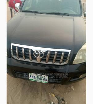Toyota Land Cruiser Prado 2007 Black   Cars for sale in Lagos State, Agboyi/Ketu