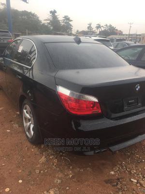BMW 525i 2005 Black   Cars for sale in Ogun State, Ado-Odo/Ota