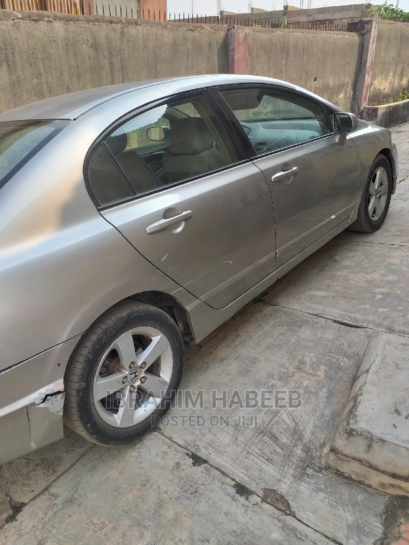 Honda Civic 2006 1.8 Sport Automatic Gold | Cars for sale in Abeokuta South, Ogun State, Nigeria