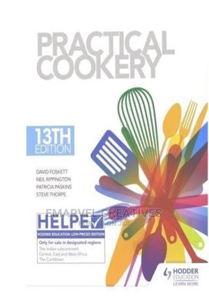 Practical Cookery 13th Edition | Books & Games for sale in Lagos State, Surulere