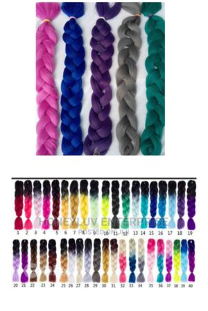 Hot Water Resistant One Tone Ombre Attachment   Hair Beauty for sale in Oyo State, Ibadan