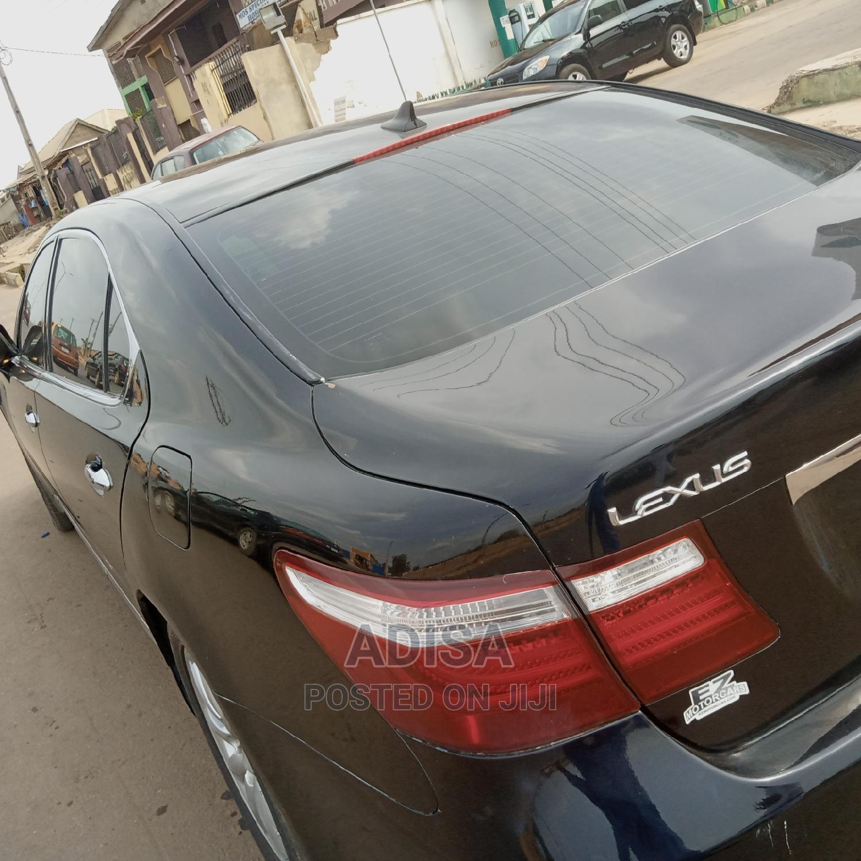 Lexus LS 2007 460 Black | Cars for sale in Ibadan, Oyo State, Nigeria