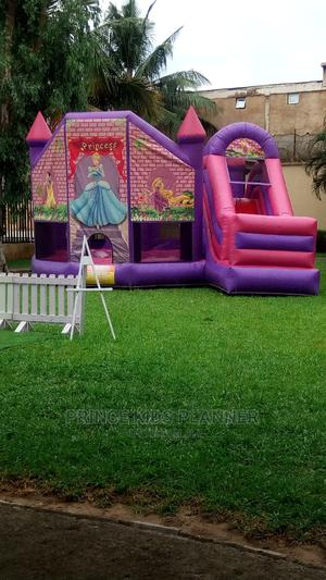 Mini Princess Slide and Bounce Castle   Party, Catering & Event Services for sale in Lagos State, Ilupeju