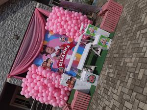 Cocomelon Balloon Cake Backdrop Decor | Party, Catering & Event Services for sale in Lagos State, Ilupeju