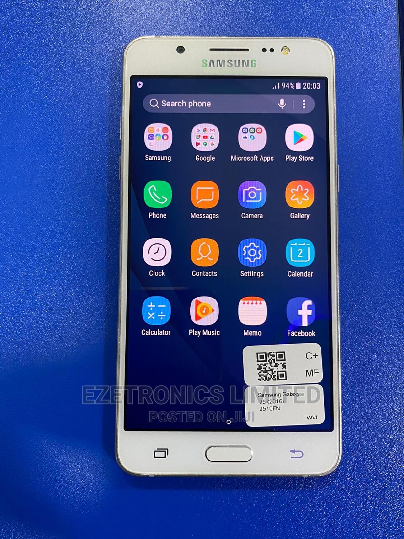 Archive: Samsung Galaxy J5 16 GB White