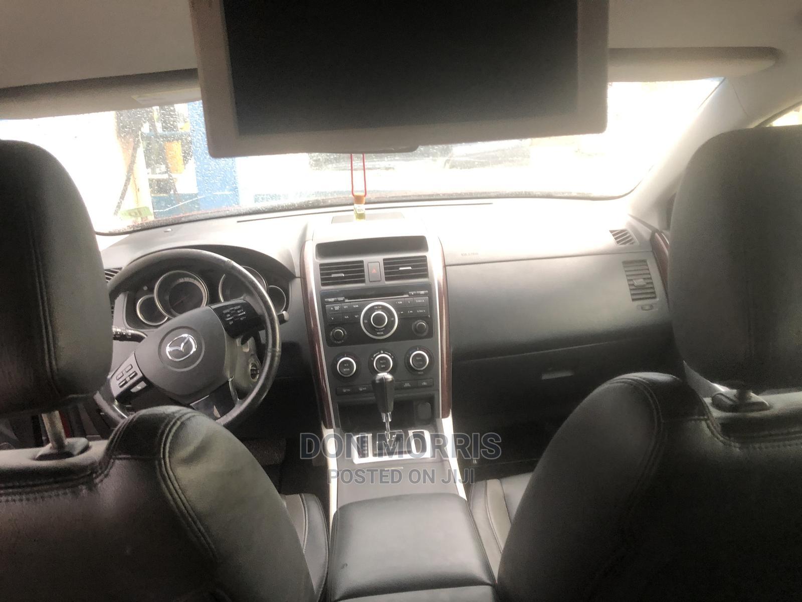 Mazda CX-9 2008 Grand Touring 4WD Red   Cars for sale in Warri, Delta State, Nigeria