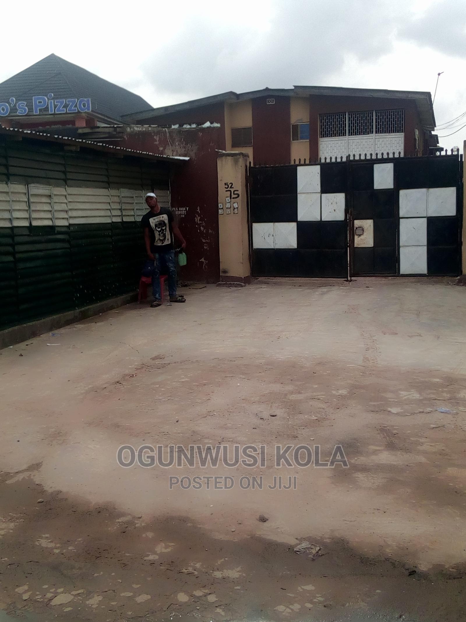 Archive: Property Along Ikotun-Idimu Road