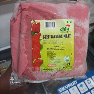 Beef Sausage Meat 1kg - By Chi Farms   Meals & Drinks for sale in Lagos State, Surulere