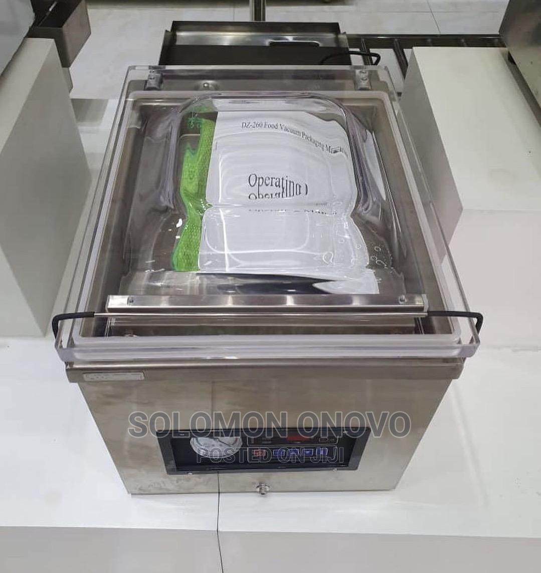 Tabletop Vacuum Sealing Machine