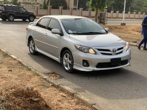 Toyota Corolla 2012 Silver | Cars for sale in Abuja (FCT) State, Wuse 2