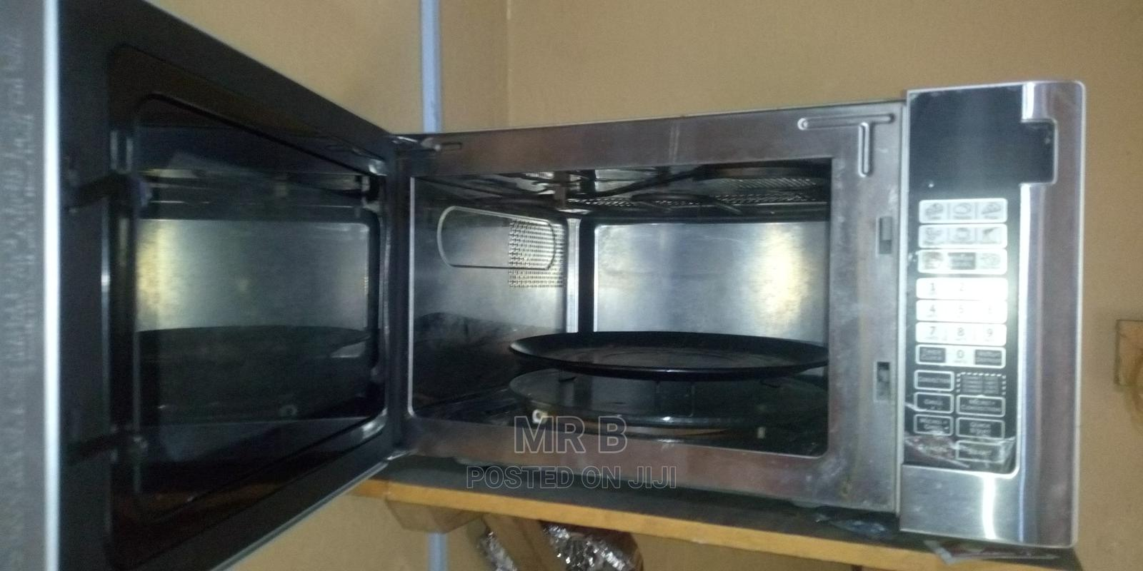 Archive: Scanfrost Microwave Oven