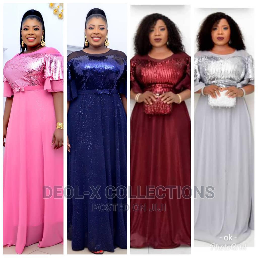 New in Female Long Dress/Dinner Dress