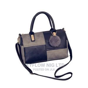 Classic Female Women Ladies Shoulder Handbag - Black/Grey | Bags for sale in Lagos State, Amuwo-Odofin