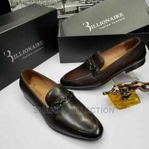 Billionaire Leather Loafers   Shoes for sale in Lagos State, Lagos Island (Eko)