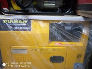 10kva Firman Diesel Generator With 100% Copper Coil   Electrical Equipment for sale in Lagos State, Lekki