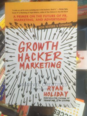 Growth Hacker Marketing by Ryan   Books & Games for sale in Lagos State, Surulere