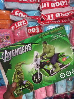 Kids Hulk Auto Bike | Toys for sale in Lagos State, Apapa