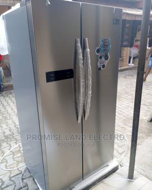 Midea Side by Side Refrigerator   Kitchen Appliances for sale in Lagos State, Lekki