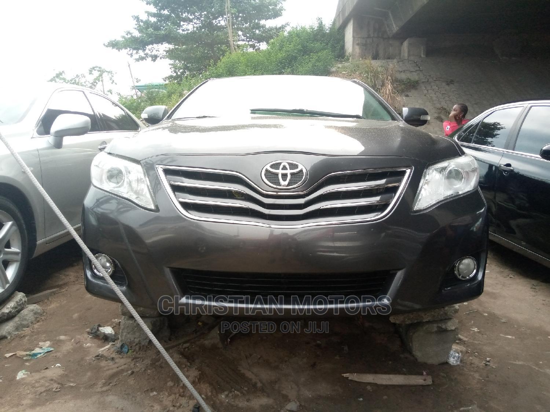 Toyota Camry 2011 Gray