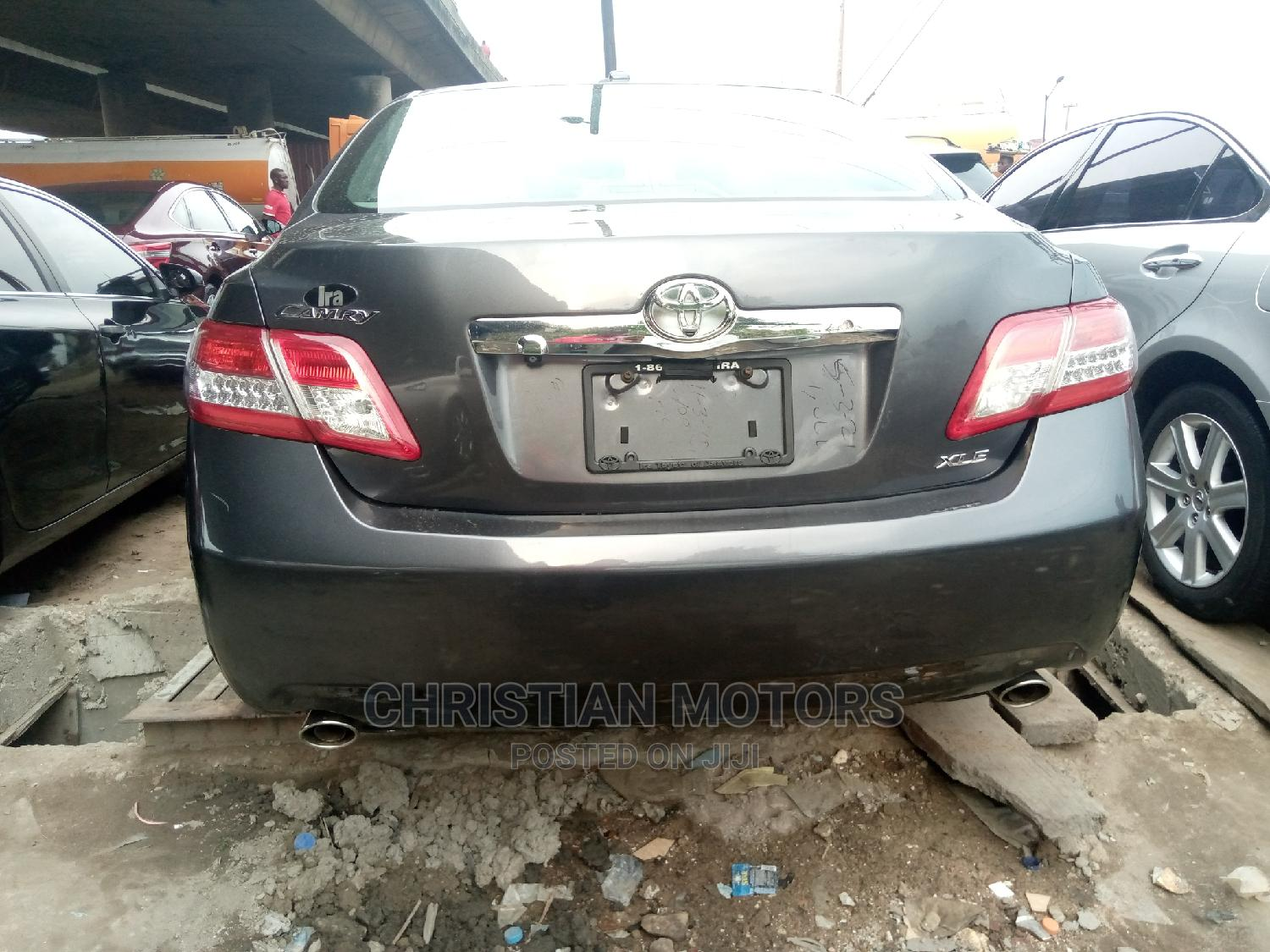 Toyota Camry 2011 Gray   Cars for sale in Apapa, Lagos State, Nigeria