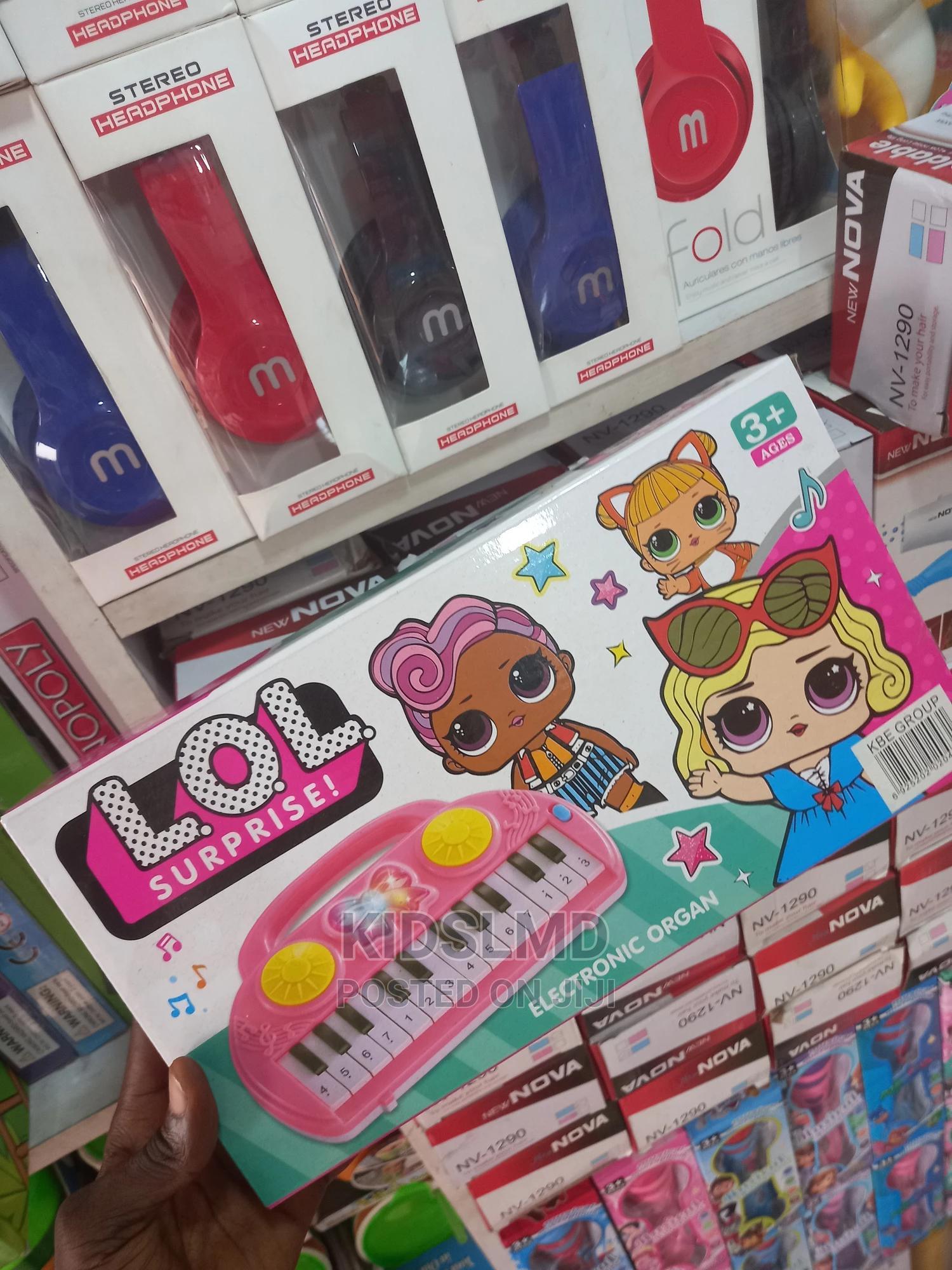Kids LOL Surprise Keyboard