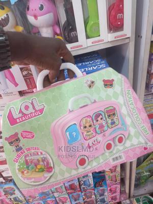 LOL Surprise Sliding Case Kitchen | Toys for sale in Lagos State, Apapa