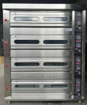 Brand New 3 Deck, 6 Tray Industrial Oven With Super Quality | Industrial Ovens for sale in Lagos State, Ojo