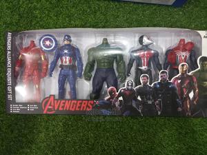 5in1 Superhero Figure | Toys for sale in Lagos State, Apapa