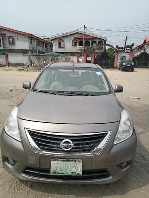 Nissan Almera 2005 Gray | Cars for sale in Lagos State, Ajah