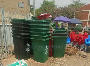 240lt Plastic Waste Bin Wheels Available   Home Accessories for sale in Abuja (FCT) State, Wuse