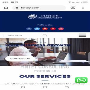 Company / Business Website Design   Computer & IT Services for sale in Lagos State, Ikeja