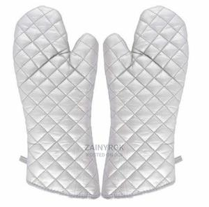 Kitchen Bakery Heat Resistance Baking Insulated Oven Gloves   Kitchen & Dining for sale in Lagos State, Alimosho