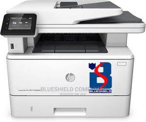 HP Color Laserjet Pro MFP M479fdw Colour AIO Laser Printer | Printers & Scanners for sale in Lagos State, Ikeja