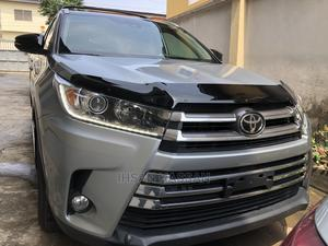 Toyota Highlander 2018 Gray | Cars for sale in Lagos State, Ikeja