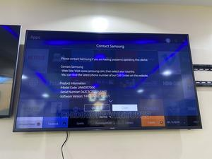 """Samsung Un60js7000 60"""" Class 4K Ultra HD Smart LED Suhd TV 
