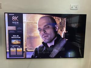 Samsung Qe65q900r Qled Hdr 3000 8K Ultra HD Smart Tv, 65inches | TV & DVD Equipment for sale in Lagos State, Lekki