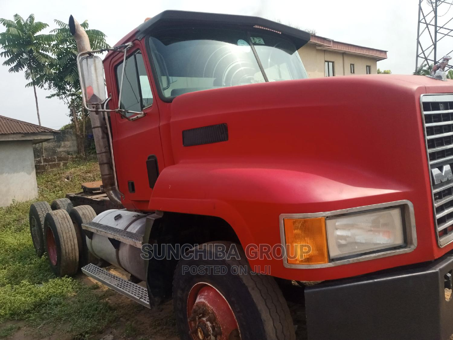 Red CH Mack Truck Tractor | Heavy Equipment for sale in Aba North, Abia State, Nigeria