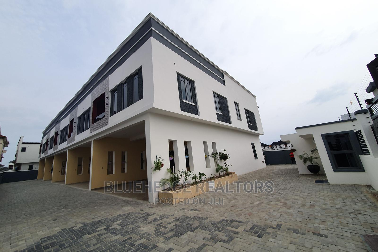 Brand New, Well Finished 4 Bedroom Terrace Duplex
