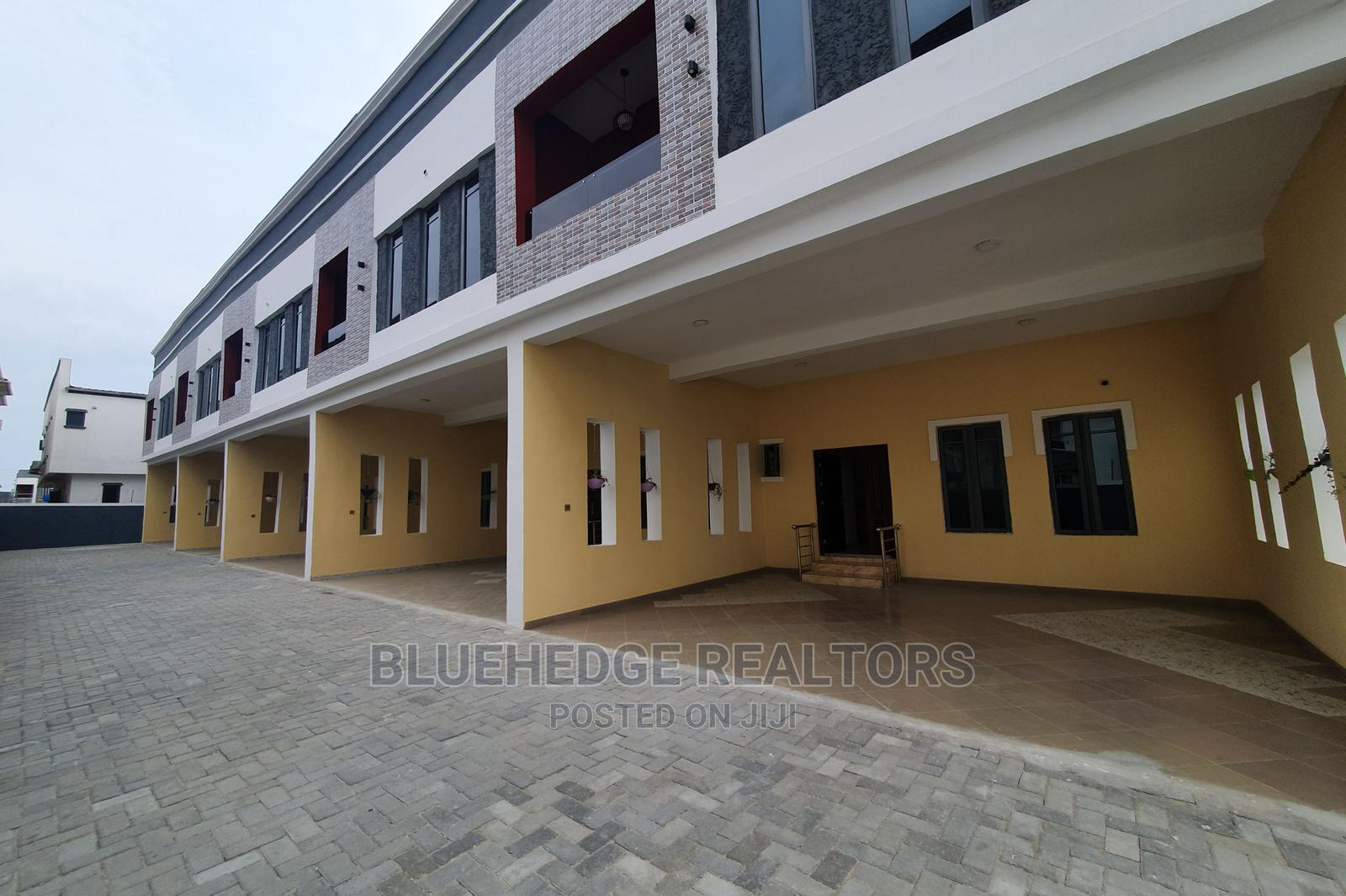 Brand New, Well Finished 4 Bedroom Terrace Duplex | Houses & Apartments For Sale for sale in Ikota, Lekki, Nigeria