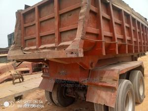 Red 48tons Trailer Bucket | Trucks & Trailers for sale in Abia State, Aba North