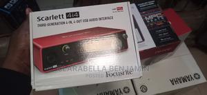 Scarlett 4i4 3rd Generation   Audio & Music Equipment for sale in Lagos State, Ikeja